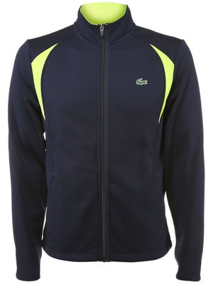 Lacoste Men's Spring Textured Pique Jacket