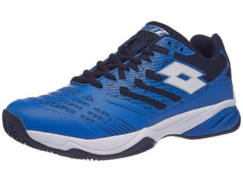 best sneakers 5911c b2e4e Product image of Lotto Ultrasphere II CLAY Blue White Men s Shoes