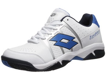 Lotto T-Tour II 600 White/Blue Men's Shoe