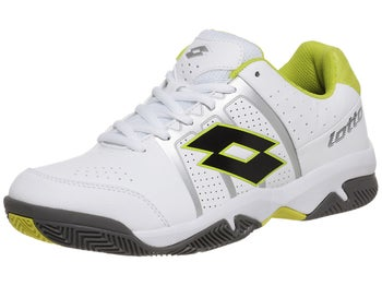 Lotto T-Tour II 600 White/Green Men's Shoe