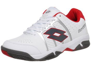 Lotto T-Tour II 600 White/Red Men's Shoe