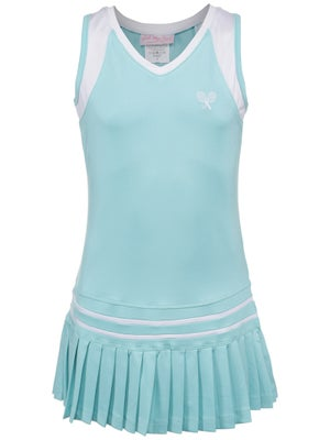 Little Miss Tennis Girl's Awesome Dress