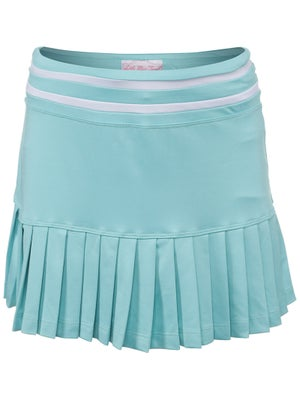 Little Miss Tennis Girl's Awesome Pleat Skort