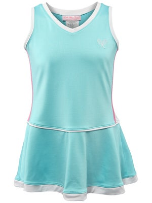 Little Miss Tennis Girl's Fresh Dress