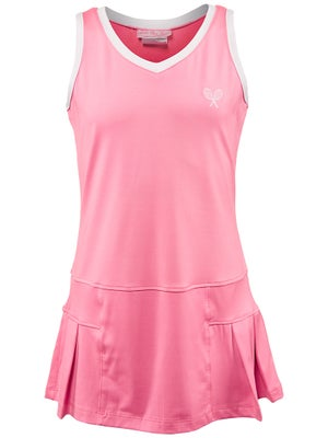 Little Miss Tennis Girl's Love Dress