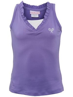 Little Miss Tennis Girl's Sweet Tank