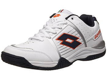 Lotto T-Tour IV 600 White/Samba Men's Shoe