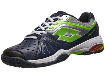 Lotto Vector VI Navy/Green Men's Shoe