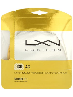 Luxilon 4G 16 (1.30) String