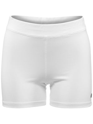 LIJA Women's Basic Climate Short White