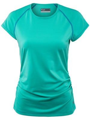 LIJA Women's Groove Raglan Top