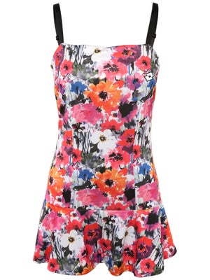 Lotto Women's Maddy Dress Flowers
