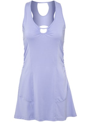 Lija Women's Pace Fuse Keyhole Dress