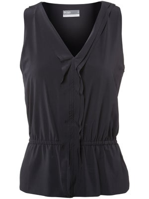 LIJA Women's Pursuit Ruffle Tank