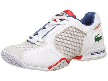 Lacoste Repel 2 White/Red Women's Shoes