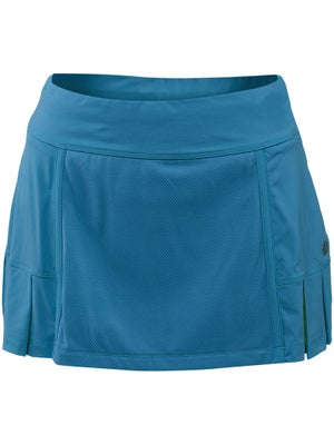 LIJA Women's Reflex Pleated Mesh Skort