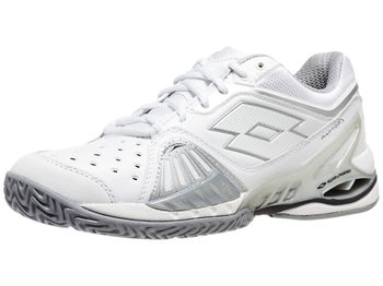 Lotto Raptor Ultra IV White/Silver Women's Shoes