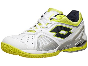 Lotto Raptor Ultra IV White/Yellow Women's Shoe