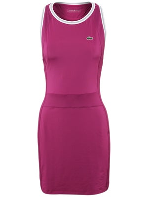 Lacoste Women's Spring Jersey Tennis Dress