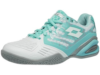 new style 5e1f2 45de6 Product image of Lotto Stratosphere III White Green Women s Shoes