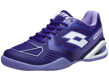 Product image of Lotto Stratosphere II Speed Violet White Women s Shoes 69fb9a08a50