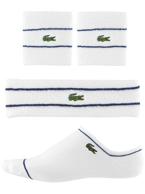 Lacoste Women's Tennis 3 Pack - White