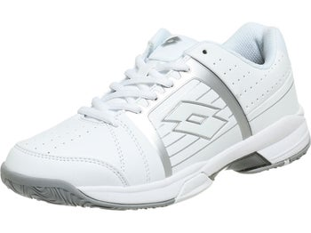 Lotto T-Tour 600 White/Silver Women's Shoes