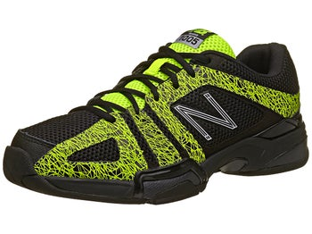 New Balance MC 1005 4E Black/Yellow Men's Shoes