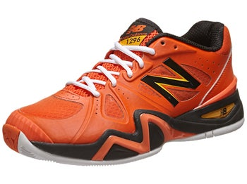 New Balance MC 1296 2E Orange/Black Men's Shoes