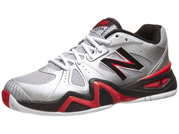 New Balance MC 1296 2E Silver/Red Men's Shoes