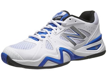 New Balance MC 1296 2E White/Blue Men's Shoes