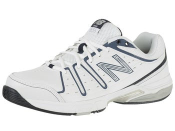 New Balance MC 656 4E White/Navy Men's Shoes