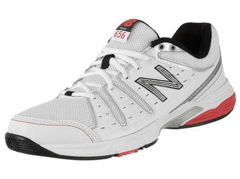 New Balance MC 656 D White/Red Men's Shoes