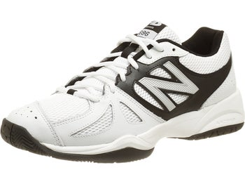 New Balance MC 696 2E White/Black Men's Shoes