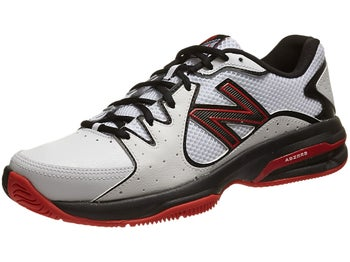 New Balance MC 786 4E White/Red Men's Shoes