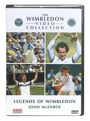 Wimbledon - Legends John McEnroe DVD