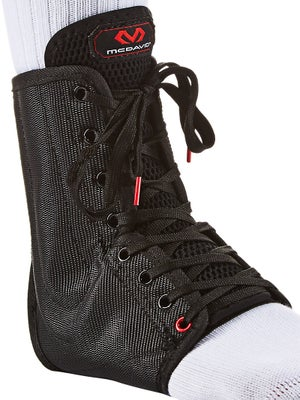 McDavid Lightweight Laced Ankle Brace No Strap