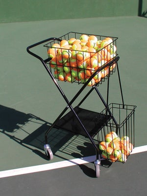 Mini Coach's 150 Ball Cart