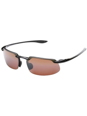 Maui Jim Kanaha Sunglasses Gloss Black/Bronze