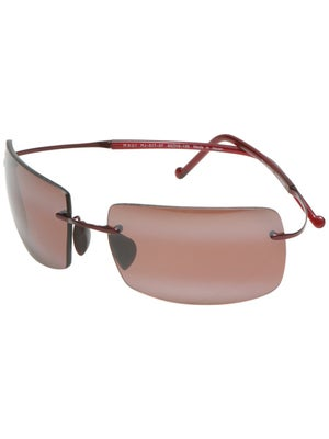 Maui Jim Thousand Peaks Sunglasses Burgundy/Rose