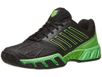 bdf7df039ca34 KSwiss Bigshot Light 3 Black/Neon Lime Men's Shoes