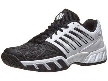 4f60092bab6ad KSwiss Bigshot Light 3 White/Black Men's Shoes