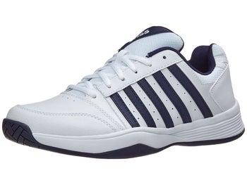a112485feb59b KSwiss Court Smash White/Navy Men's Shoes
