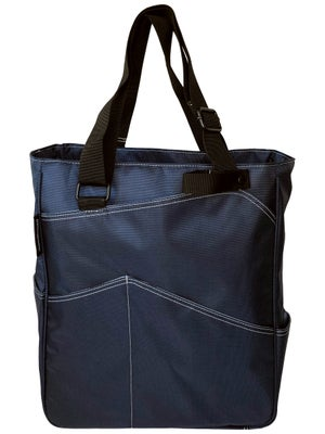 Maggie Mather Tennis Tote Bag Navy