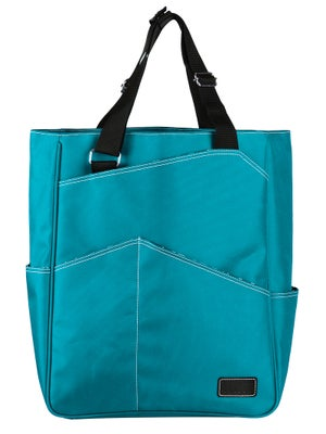 Product Image Of Maggie Mather Tennis Tote Bag Teal