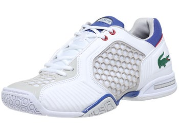 Lacoste Repel White/Blue Men's Shoes