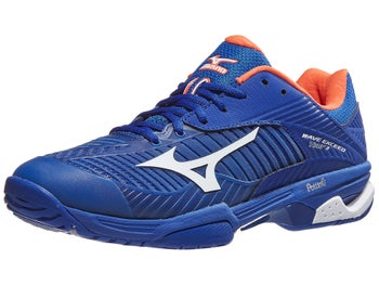 37ca1e631c9 Product image of Mizuno Wave Exceed Tour 3 AC Blue White Men s Shoes