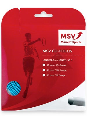 MSV Co.-Focus 16L (1.27) String