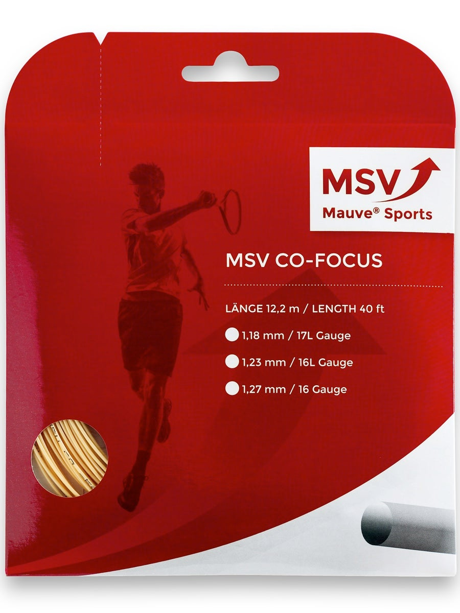 MSV String Roll Co Focus
