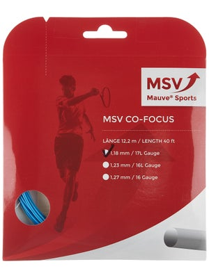 MSV Co.-Focus 17L (1.18) String